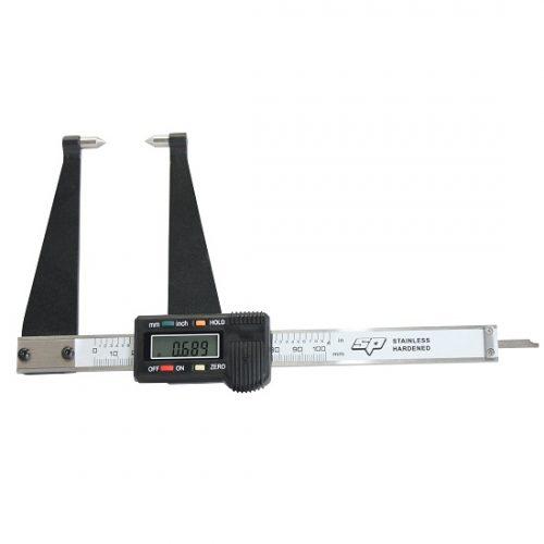 SP Tools SP35649 0-100/0.4″ Disc Brake Digital Caliper