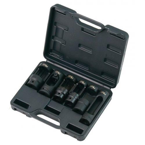SP Tools Diesel Injector Socket Set 6Pce SP66081