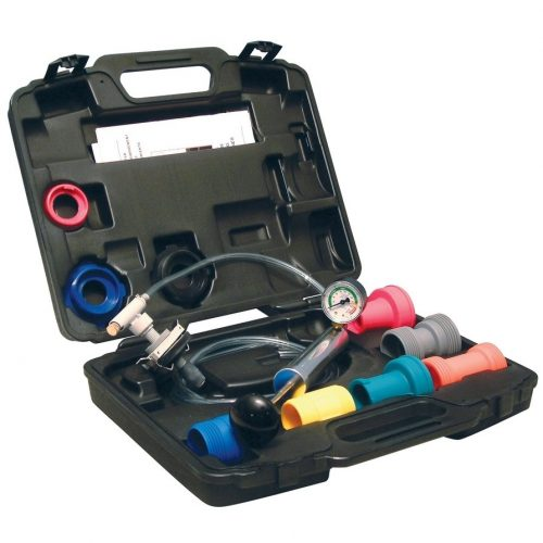 SP Tools SP70889 Pressure Tester – Cooling Syst Deluxe