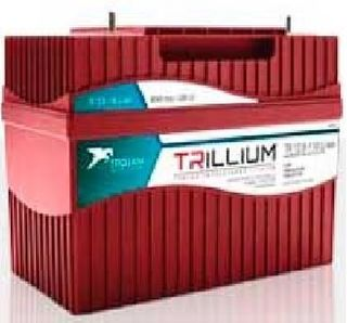 Trojan Trillium Lithium Battery 12.8v 110ah TROJAN TR27-LI FREE SHIPPING EXCEPT RURAL ADDRESSES