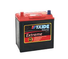 X40DPMF EXIDE EXTREME CAR BATTERY NS40Z 400 CCA 42 MONTHS WARRANTY