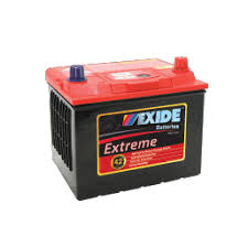 X56CMF EXIDE EXTREME BATTERY 58MF 630 CCA 42 MONTHS WARRANTY FREE SHIPPING EXCEPT RURAL AREAS