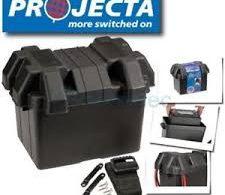 Battery Box Projecta 260x250x410 (Fits N70/95D31 battery)