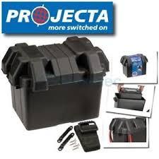 Battery Box Projecta 260x275x360 (Fits NS70/N50Z battery)