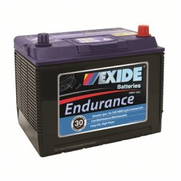 N50ZZL AUTO/COMMERCIAL EXIDE ENDURANCE BATTERY NS70L 620 CCA 30 MONTH WARRANTY*