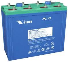 VISION 2v 1000AH Deep Cycle Battery CL1000