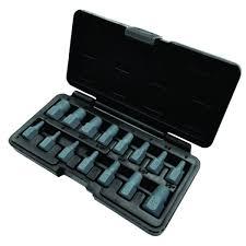 SP Tools 15 Piece Screw Extractor Set SP31315