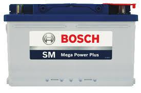 BOSCH DIN85L EUROPEAN PERFORMANCE 750CCA 58515