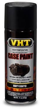 VHT BLACK OXIDE CASE PAINT MOTORSPORT COATINGS SP903