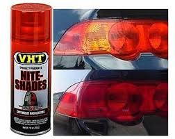 VHT Nite-Shades™ Red or Black Colour SP999 Black SP888 Red
