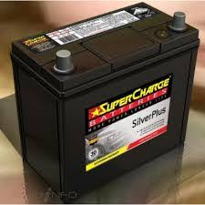 SUPERCHARGE NS60RS 380 CCA 30 MONTH WARRANTY STANDARD TERMINALS