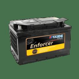 EXIDE EN66MF EXIDE ENFORCER DIN63, DIN65L, DIN66L BATTERY 24 MONTH WARRANTY