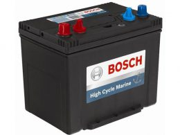 Bosch HCM 24-600 600CCA 65a/h High Cycle Marine FREE SHIPPING EXCEPT RURAL AREAS