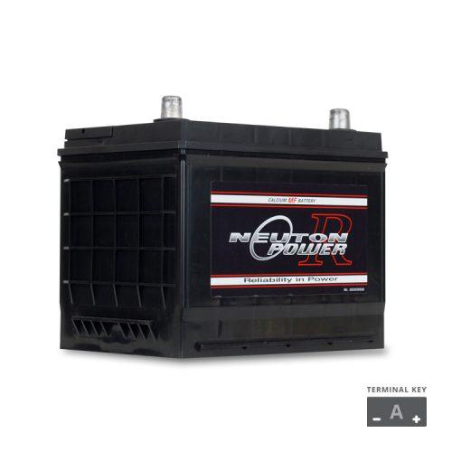 58MF battery 650 cca NEUTON POWER 36 months warranty N50 MF58 NPN50L