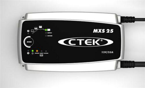 CTEK MXS 25 12V-25A NG CHARGER 56-762 6 YEAR WARRANTY