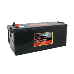 N150MFF EXIDE EXTREME COMMERCIAL BATTERY N150 1030 CCA 2 YEARS WARRANTY