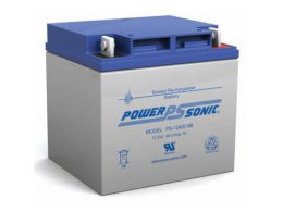 POWERSONIC PS-12400 12v 40ah AGM VRLA Sealed