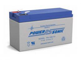 POWERSONIC PS-1290 12v 8.5ah AGM VRLA Sealed