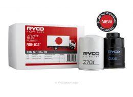 RSK103 Ryco Service Kit ISUZU 4JH1 (NKR77)