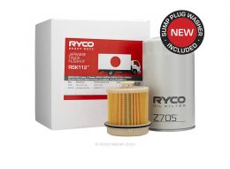 RSK112 Ryco Service Kit ISUZU 6HKI Engine. F Series