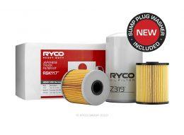 RSK117 Ryco Service Kit HINO 500 Series FC8J (US04)