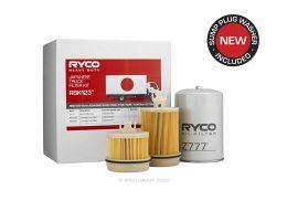 RSK123 Ryco Service Kit HINO 300 Series XZU605R / 655R / 700R / 710R / 720R