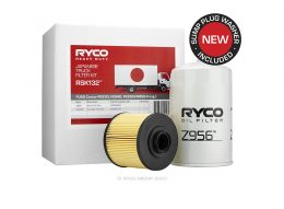 RSK132 Ryco Service Kit FUSO Canter FE83D, FE84D, FE85D (4M50-3 engine)