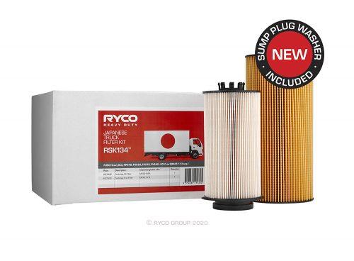 RSK135 Ryco Service Kit FUSO Canter FEA21, FEB51, FEA61, FEB71, FEB74, FEC81, F