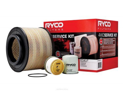 Ryco 4WD Service kit for Hilux 3.0 D 4wd (kun26_) Kun26 RSK2