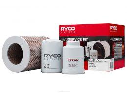 RYCO 4WD SERVICE KIT TOYOTA HILUX LN86, 106, 107, 111 RSK22