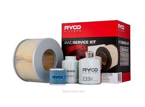 Ryco 4WD Service kit RSK26 TOYOTA HZJ78, 79 (1HZ)