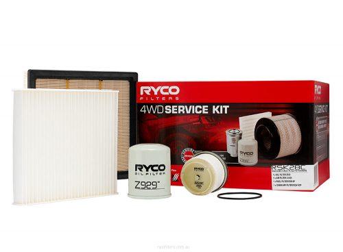 Ryco 4WD Service Kit RSK28C ISUZU D-MAX (07/12 – on), MU-X
