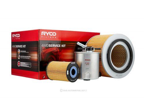 Ryco 4WD Service kit RSK30 NISSAN PATROL GU ZD30D (09/07-ON)