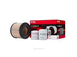 Ryco 4WD Service kit HOLDEN RODEO RA (4JH1) RSK5