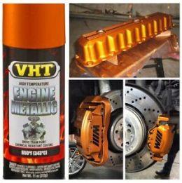 VHT Engine Metallic ( All Colours ) SP401 SP402 SP403 SP404 SP405