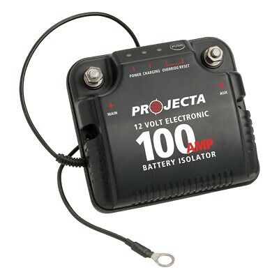 Projecta Projecta 12v 100a Electronic Isolator DBC100