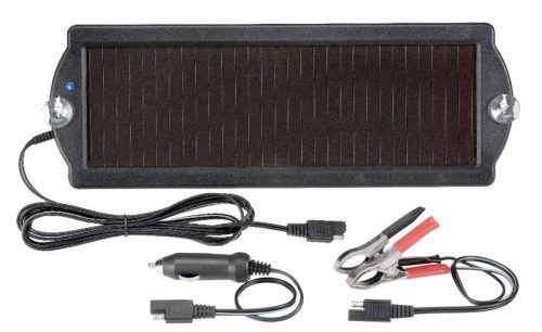 Projecta 12v 1.5w Amorphous Solar Panel and Charger SPA100