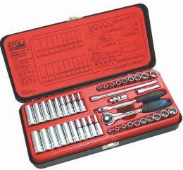 SP Tools Socket Set – 1/4in Drive 43 Piece – SP20101