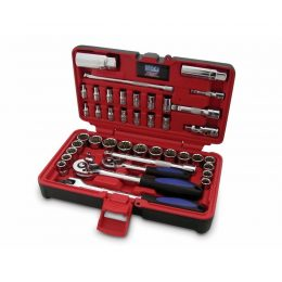 SP Tools Socket Set – 1/4 & 3/8in Drive – SP20601