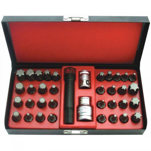 SP TOOLS SP39610 SP Tools 37pc Professional Bit Set