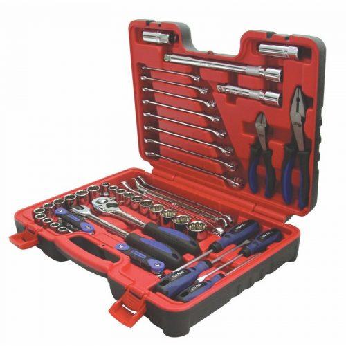 SP Tools SP51205 Tool Kit – 60 Piece Inc.msc Case
