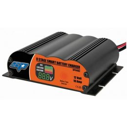 BATTERY CHARGER 12v 10 amps 8 Stage