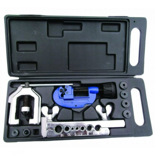SP Tools SP63015 Metric Double Flaring Tool Kit