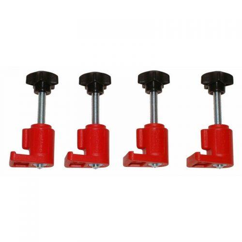SP Tools SP70905 4pce Singles Cam Clamp Set
