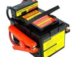 SUPER MINI BOOSTER G4+ 12v Jump Starter (SUPER MINI JUMP STARTER)
