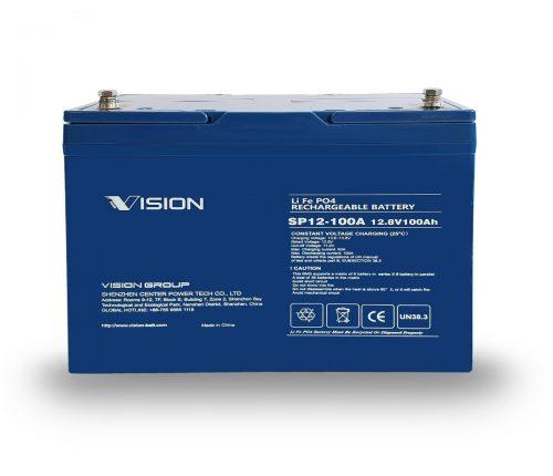 Vision SP12-100A Lithium Deep cycle Battery 12 volt 100AH
