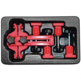 SP Tools SP70900 5pce Master Cam Clamp Kit