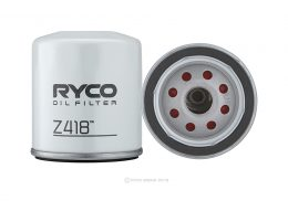 Z418 Ryco Oil Filter